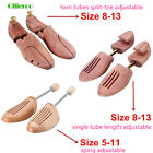 Ollieroo Adjustable Cedar Wood Shoe Trees Shaper Stretcher US Size 5-13 1 Pair