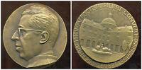 Médaille docteur pierre CONVERT hotel dieu de bourg en bresse  ( diametre 6 cm )