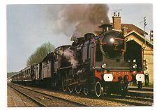 locomotive pour train de voyageurs type 230 G353 gare de saint-germain