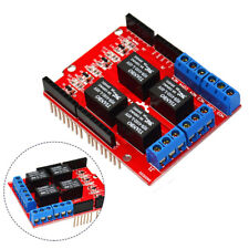 5V DC 4 Channel Relay Module Shield fit Arduino Mega PICAXE Raspberry PI