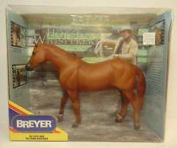 Vtg 1998 Breyer Horse San Domingo Pilgrim Shaded Chestnut Mold #719 Original Box