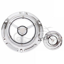 RSD Engine Derby Timer Timing Cover For Harley Sportster 1200 XL 1200C/N 883L/R