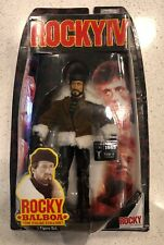 Jakks Rocky Balboa Series 4 - Training with Beard Rocky Collectors Series
