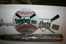 New NIW Louisville Slugger 34 26 z2000 softball bat SBZ214 AE260 END LOAD ASA EL