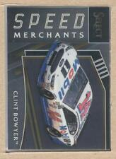 Clint Bowyer S12 2017 Select NASCAR Racing Speed Merchants