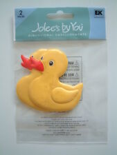 JOLEE'S BY YOU DIMENSIONAL STICKERS OR EMBELLISHMENTS - RUBBER DUCKIE