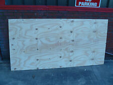 8ft x 4ft x 18mm Shuttering Plywood