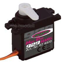 Jamara 074420 Servo High End 929 HMG,  11,5mm, 20 Ncm, 13,6 gr.,Leistungsservo
