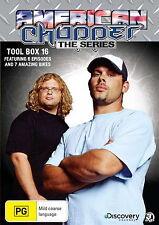 American Chopper - Tool Box 16 - NEW DVD