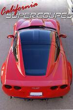 2006-2013 CORVETTE  NEW Z06,ZR1,GS AND BASE MODEL REAR WINDOW WINGS