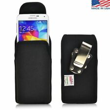 Turtleback Samsung Galaxy S5 Vertical  Phone Holster Metal Belt Clip Case