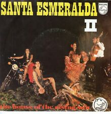 7inch SANTA ESMERALDA II	the house of the rising sun	HOLLAND 1977 EX (S2115)