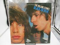 THE ROLLING STONES BLACK AND BLUE VINYL LP RECORD ALBUM COC 79104 VG cVG+