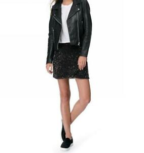 [MANGO] Sequin Wrap Mini Skirt (RRP $49.95) BRAND NEW WITH TAG