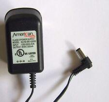 American Telecom Ku1B-090-0200D Ac Adapter, 9 Volt Dc Power Supply for Phones