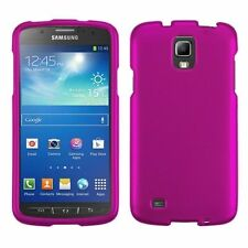 Plain Rigid Plastic Cases & Covers for Samsung Galaxy S4