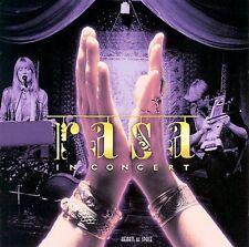 Rasa - Rasa in Concert [New CD]