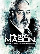 PERRY MASON- (THE COMPLETE MOVIE COLLECTION) {15 Disc Set} (30 Films!) FREE SHIP