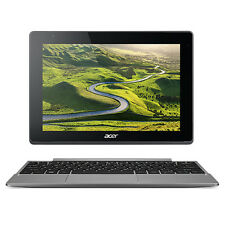"Fast ACER ASPIRE SWITCH 10V 10.1"" 2 in 1 TOUCHSCREEN QUADCORE 1.44GHz Tablet + Laptop"