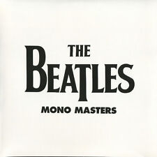 THE BEATLES, MONO MASTERS, 3 HEAVYWEIGHT 180g LP VINYL SET (NEW)