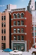 More details for city classics 106 east ohio street building - ho kit - new - free p&p