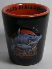 Texas State Aquarium Shot Glass #1649