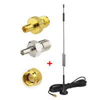4G LTE Antenna 7dbi SMA Magnetic Antenna & CRC9 TS9 for Vodafone Verizon Netgear