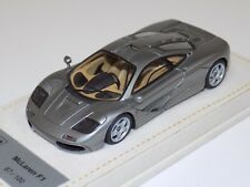 1/43 AB Models McLaren F1 Roadcar in Titanium AM025AL