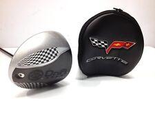 Exclusive Corvette 9.0 S-Flex Driver w 2005-2013 C6 Logo -Golf Club w Head Cover