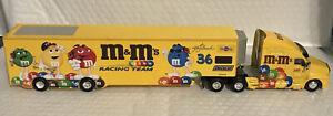 1998 Mattel Hot Wheels Ken Schrader #36 M&M Racing Team Semi (no box)