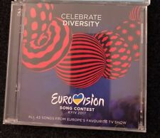 Eurovision Song Contest Official CD Double Album - 2017