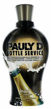 Pauly D's Bottle Service Tanning Lotion with Dark Intoxicating Black Bronzers