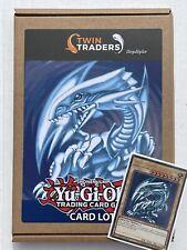 More details for yu-gi-oh cards 200 cards bundle holos joblot 20 rares+20 holo x1 ultra blue-eyes