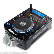 Numark NDX500 CD USB Media Player + Scratch DJ MIDI Software Controller + Leads