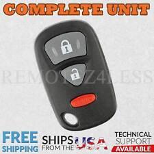 Keyless Entry Remote for 2004 2005 Suzuki Grand Vitara Car Key Fob Control