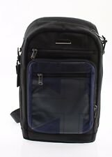 NWT Mini by Tumi Men's Sling Removable Tote Shoulder Backpack in Black, 068825