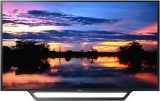 "Sony KDL32W600D 32"" Black LED 720P Smart HDTV Built-in Wi-Fi®"