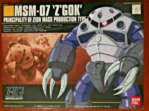 HGUC 006 MSM-07 'ZGok' 1/144 Bandai 1999