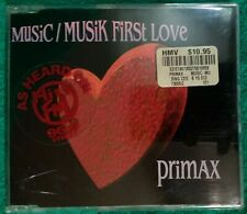 Music Musik First Love Primax CD 1996 (a10)