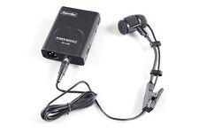Superlux PRA-383DXLR instrument microphone à condensateur + PS-418D power supply