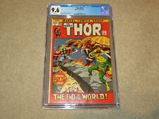 Thor #200 Stan Lee Gerry Conway CGC 9.6 Marvel 1972 White Pages