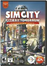SimCity Cities of Tomorrow Expansion Pack DOWNLOAD (NO DISC) (PC Games) ™