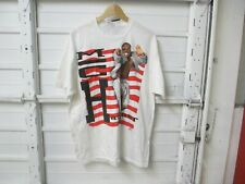 Vtg New w Tags 90s Mc Hammer All Worlds On Tour Hip Hop T Shirt Tagged Hanes Xl