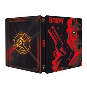 HELLBOY (Steelbook) (Blu-ray+Dvd)