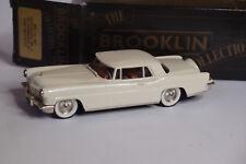 BRK 11A BROOKLIN 1957 CONTINENTAL MKII 1/43
