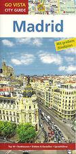 MADRID Reiseführer NEU+UNGELESEN + großem herausnehmbarem Stadtplan 2016/17