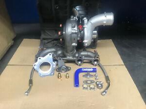 Garrett GTB2260VK Hybrid Turbolader 1.9 TDI 2.0TDI AUDI SEAT SKODA VW Turbine