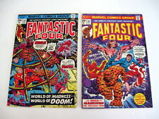 *FANTASTIC FOUR #152-185 Guide $178 30 Books