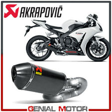 Exhaust Carbon Approved Muffler Akrapovic for Honda CBR 1000 RR 2014 > 2016