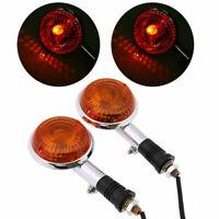 Turn Signal Indicator Light Blinker For Yamaha Virago XV1100 XV 750 VIRAGO 86-98